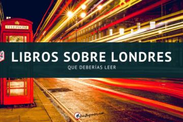 Lista de Libros sobre Londres