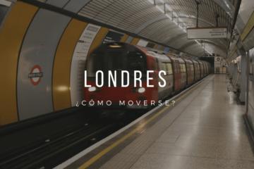 ¿Cómo moverse en Londres?