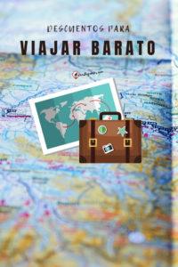 Descuentos para viajar barato