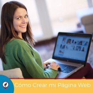 Cómo Crear mi Página Web