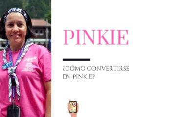Convertirse en Pinkie