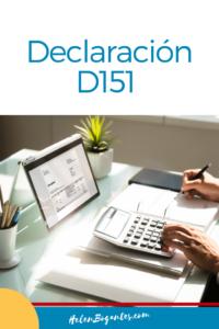 Declaración D151