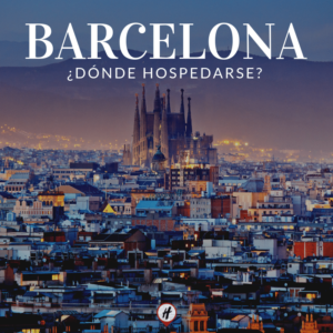 Dónde hospedarse en Barcelona?