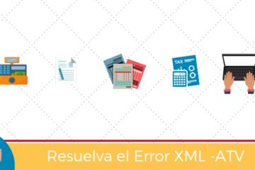 Error al obtener el XML