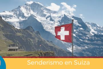 Senderismo en Suiza