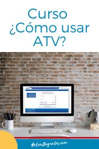 Cómo usar ATV?