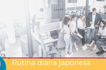 Rutina diaria japonesa