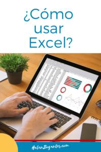 Excel como usarlo
