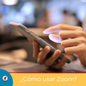 Usar Zoom