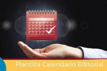 Plantilla Calendario Editorial de Social Media